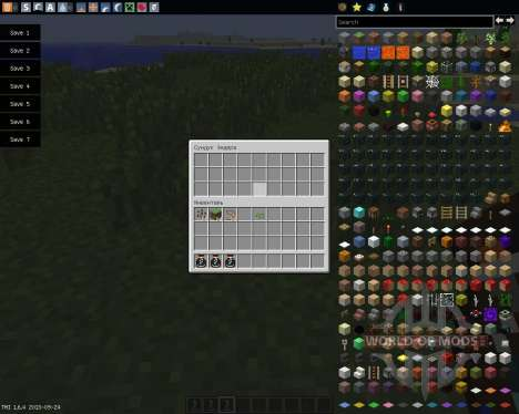 Simple Ender Pouch [1.6.4] for Minecraft