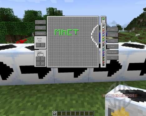 Printer Block [1.7.2] for Minecraft