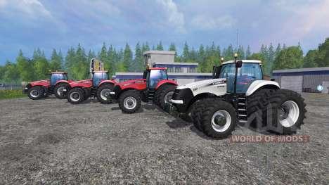 Case IH Magnum CVX 380 v1.3 [pack] for Farming Simulator 2015