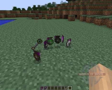 Extradimensional Item Storage [1.7.2] for Minecraft