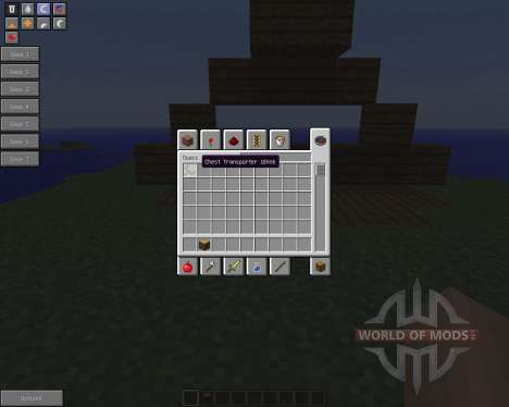 Chest Transporter [1.5.2] for Minecraft