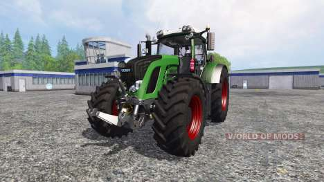 Fendt 936 Vario v2.0 for Farming Simulator 2015