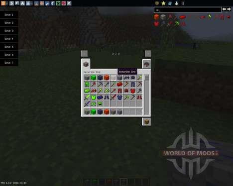 Xenorite [1.7.2] for Minecraft