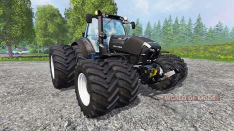 Deutz-Fahr Agrotron 7250 Dynamic8 black for Farming Simulator 2015
