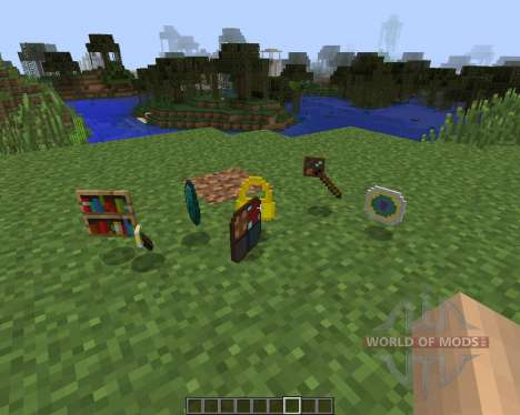 Simple Portables [1.7.2] for Minecraft