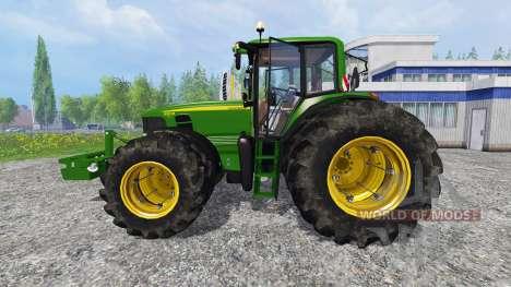 John Deere 6930 Premium [fixed] for Farming Simulator 2015