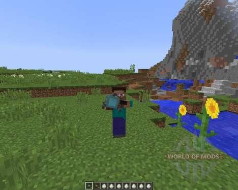 Gravity Gun [1.8] for Minecraft