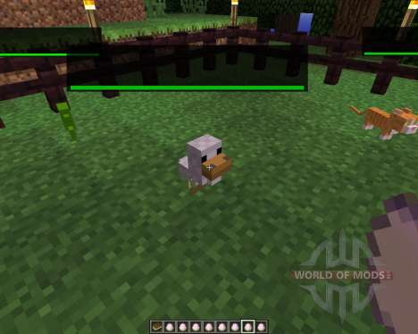 Dog Cat Plus [1.5.2] for Minecraft