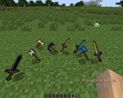 More Minecraft [1.7.2] for Minecraft
