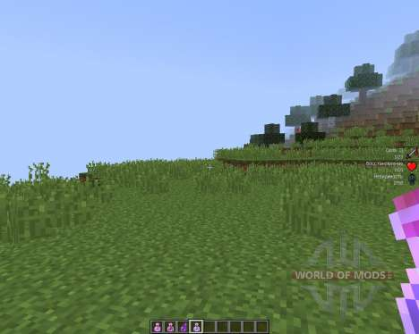 StatusEffectHUD [1.8] for Minecraft