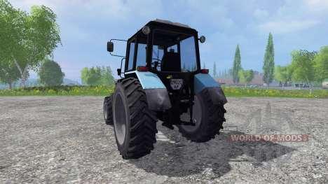 MTZ-Belarus 1025 v2.0 for Farming Simulator 2015