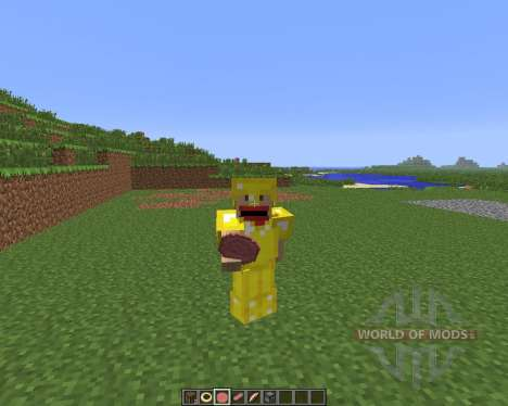 More Meat 2 [1.6.4] for Minecraft