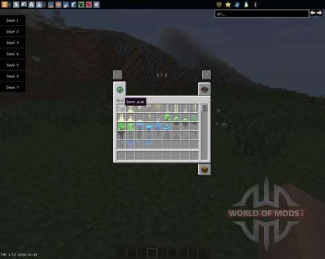 Wild Caves [1.7.2] for Minecraft