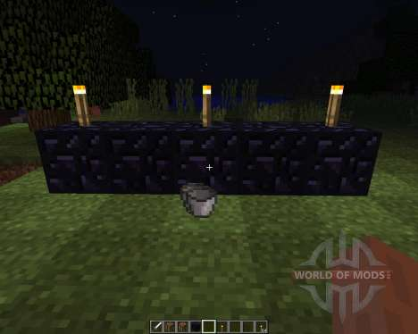 Craftable Obsidian [1.8] for Minecraft