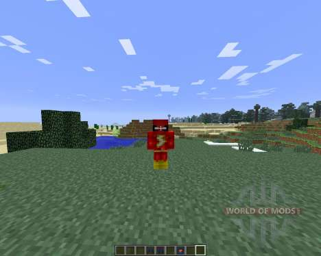 Superheroes Unlimited [1.6.4] for Minecraft