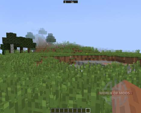DirectionHUD [1.8] for Minecraft
