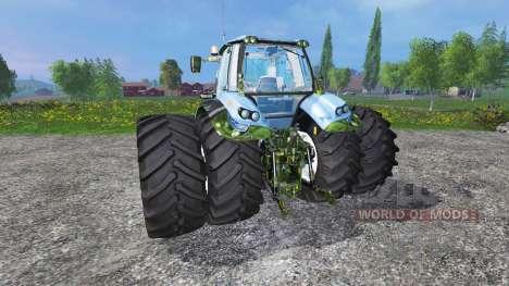 Deutz-Fahr Agrotron 7250 Dynamic8 for Farming Simulator 2015