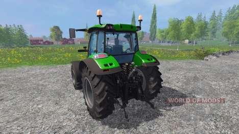 Deutz-Fahr 5120 TTV for Farming Simulator 2015