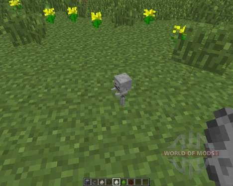 Iskall Mini Mobs [1.7.10] for Minecraft