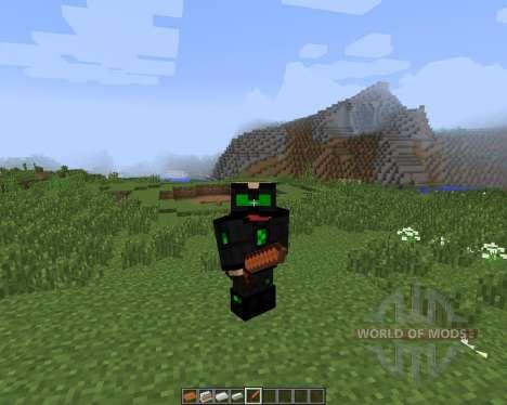 Industrial Craft 2 [1.7.2] for Minecraft