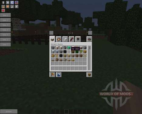 Fossil-Archeology [1.5.2] for Minecraft