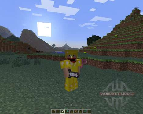 Balkons Weapon [1.6.4] for Minecraft