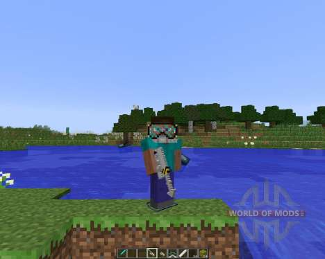 Deep Sea Diving [1.7.10] for Minecraft