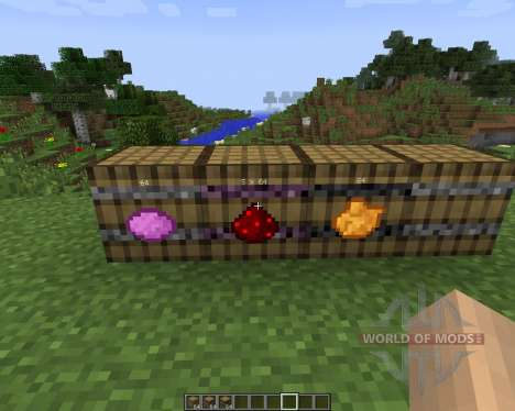 Barrels [1.7.2] for Minecraft