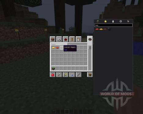 AWH Haggis Mod [1.8] for Minecraft