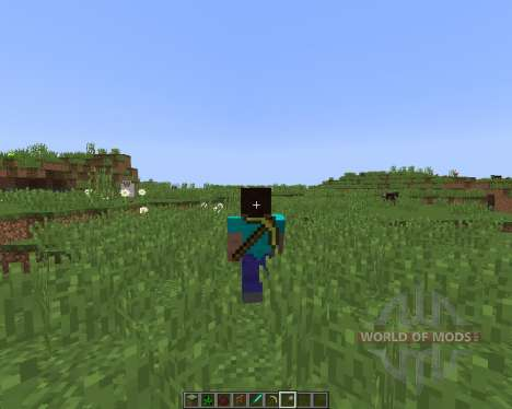 Back Tools [1.8] for Minecraft