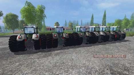 Fendt 936 Vario v1.3 for Farming Simulator 2015
