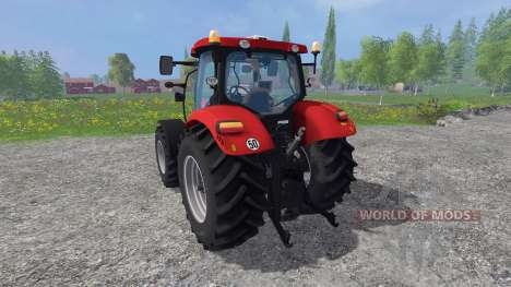 Case IH Maxxum 140 v2.0 for Farming Simulator 2015