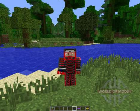 Paintball [1.6.4] for Minecraft