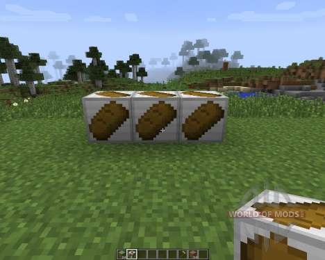 AutoFood [1.7.2] for Minecraft