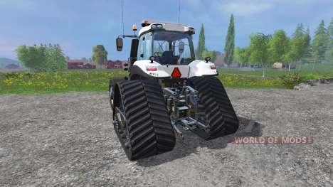New Holland T8.345 620EVOX v1.4 for Farming Simulator 2015