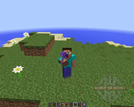 More Pickaxes [1.8] for Minecraft