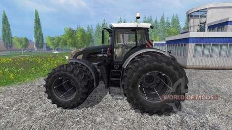 Fendt 936 Vario Black Beauty for Farming Simulator 2015