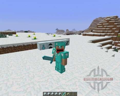 FrostCraft (Frozen) [1.5.2] for Minecraft