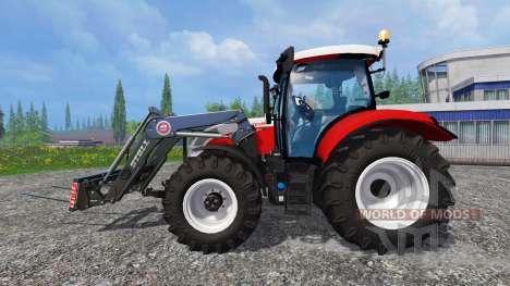 Steyr Profi 4130 CVT v1.1 fix for Farming Simulator 2015