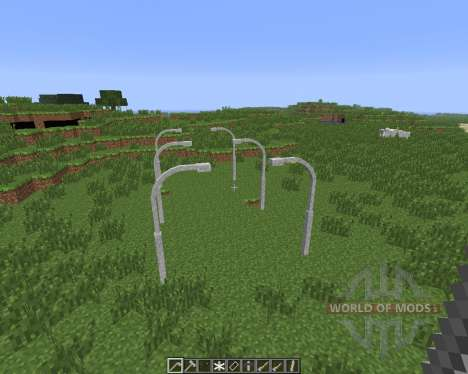Lamps And Traffic Lights [1.6.4] for Minecraft
