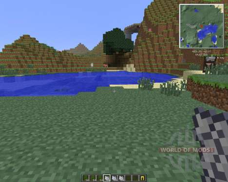 Reis Minimap [1.6.4] for Minecraft