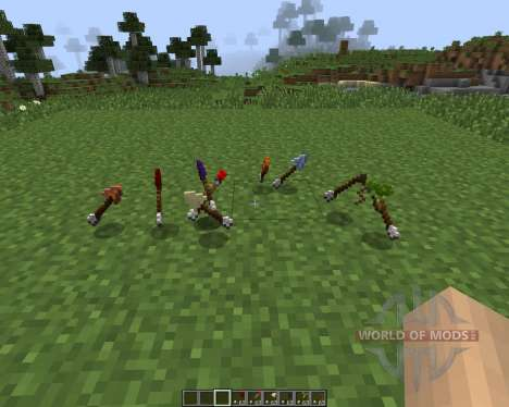 Ropes [1.7.2] for Minecraft