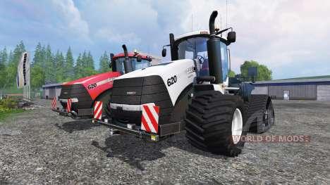 Case IH Steiger 620 [halftrack] for Farming Simulator 2015