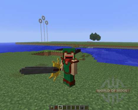 Rpg Inventory [1.5.2] for Minecraft
