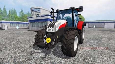 Steyr Profi 4130 CVT for Farming Simulator 2015