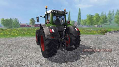 Fendt 936 Vario Normal for Farming Simulator 2015