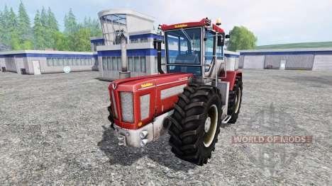 Schluter Super-Trac 2500 VL v2.1 for Farming Simulator 2015