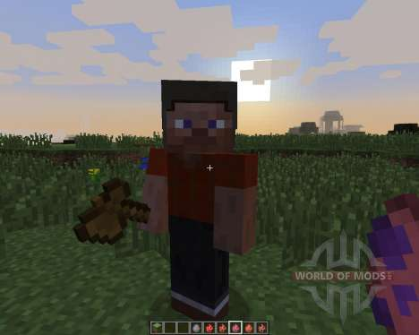 Mo People [1.7.2] for Minecraft