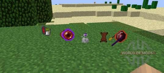 Minecraft meerkat mod
