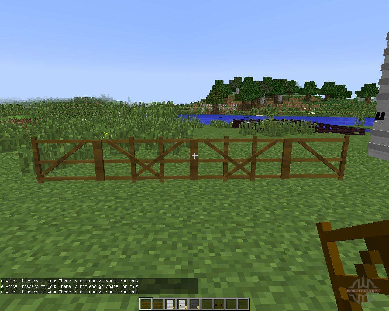 Tall Doors 1 7 10 For Minecraft